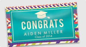Graduation Banners from 123Print